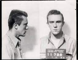 Perry Smith and Richard Hickock mugshots – Moonlight Murders