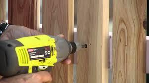 How To Build A Picket Fence Diy At Bunnings Youtube