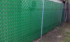 Reviews For Pexco 250 Ft Fence Weave Roll In Green Fw250 Green The Home Depot