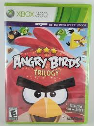 Angry Birds Trilogy (Microsoft Xbox 360, 2012) for sale online