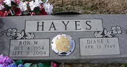 Ronald Wesley Hayes (1954-2004) - Find A Grave Memorial