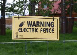 Electrifying Solutions For Keeping Bears Out Living With Bears