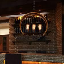 lights wrought iron pendant lamp