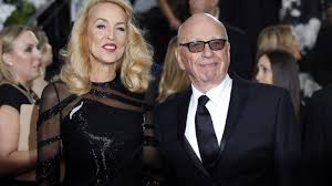 Rupert Murdoch and Jerry Hall are getting married — Quartz