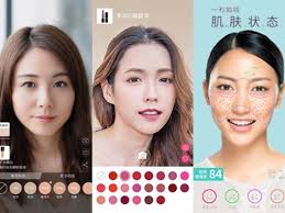 youcam makeup activates ar mini beauty
