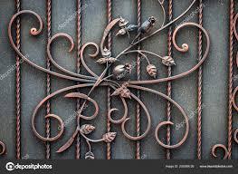 beautiful decorative metal elements
