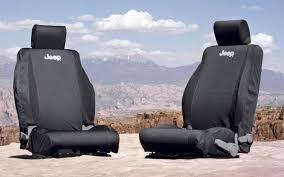 jeep wrangler front seat covers mopar
