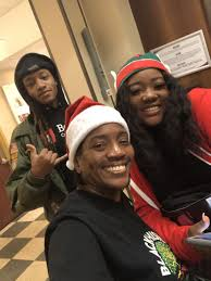 NFA Black History Club Scholars Spread Holiday Cheer at Local ...