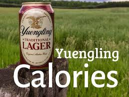 yuengling calories guide for beer
