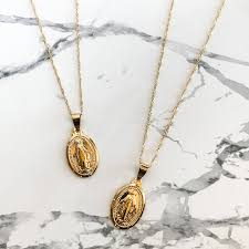 fashion gold silver long chain necklace