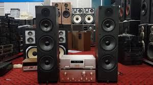 Loa cây mỹ Ar 330. 2 loa bass đánh uy lực, nghe đa thể loại nhạc karaoke  gia đình rất hay - YouTube