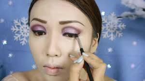 frozen makeup tutorial saubhaya makeup