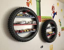 Tire Shelf Boy Car Room Cars Room Toddler Boys Room