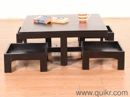 kivaha sheesham coffee table with