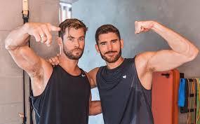 chris hemsworth s gym trainer shares