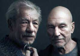 Sheffield knights to remember as Patrick Stewart and Ian McKellen ...