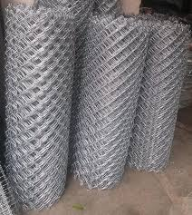 Chain Link Fence Pvc Coated Chain Link Fence Manufacturer From Thane