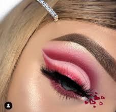 25 valentine s day makeup look ideas