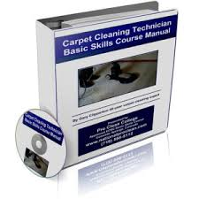 carpet cleaning program