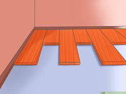 how to install pergo flooring 11 steps