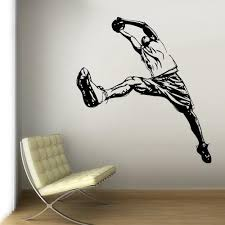 Wall Vinyl Decal Sticker Decal Decal La Lakers Basketball Ball Sport B Stickersforlife