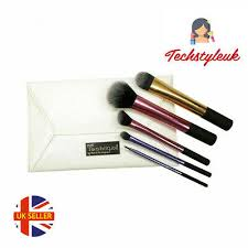 makeup brushes gift set 5 pcs uk stock