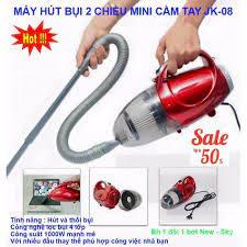 Máy hút bụi cầm tay 2 chiều mini Vacuum Cleaner JK 8 ( CHÍNH HÃNG ...