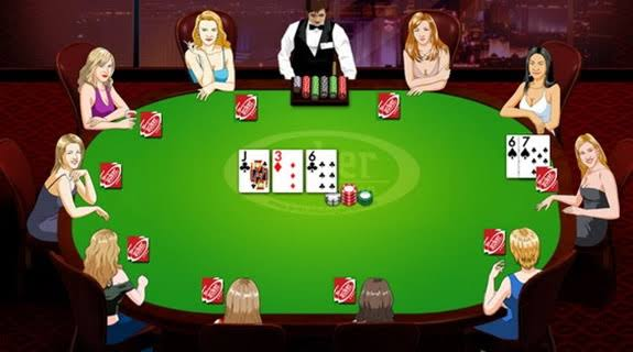 The Art of the Poker Bluff