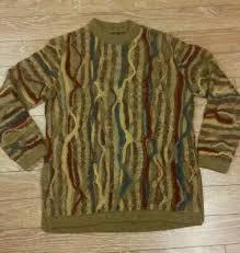 mohair coogi australia sweater ss