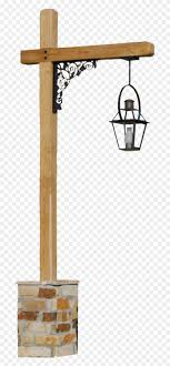 Decorative Wooden Posts Designs Exterior Light Wood Post Free Transparent Png Clipart Images Download