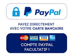 paypal facultatif - Envol de Provence