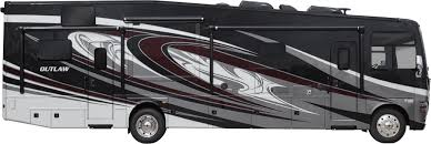 motorhome toy haulers cer