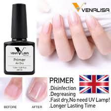 venalisa professional natural nail prep