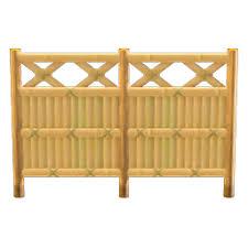 Bamboo Lattice Fence Animal Crossing Wiki Fandom