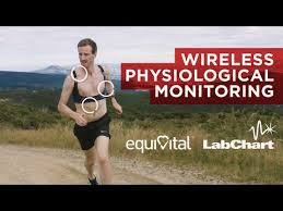 Wireless physiological monitoring with Equivital and LabChart - YouTube