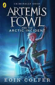Artemis Fowl and The Arctic Incident: Amazon.it: Colfer, Eoin ...