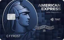 best american express cards of october