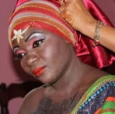 nigerian makeup artist turns a bride to