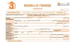 Modello 730 eredi 2020: ultime novità e scadenze - Lavoro e Diritti