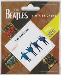 Vinyl Sticker The Beatles 02 Lambert Souvenirs