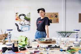 Alia Shawkat Is Also an Artist ...