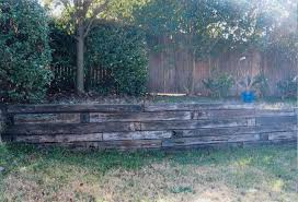 railroad tie retaining wall cost