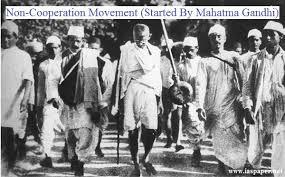 Several movements headed by Mahatma Gandhi — Steemit