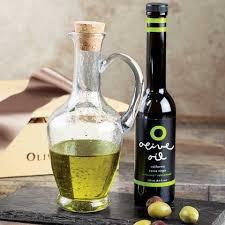 gourmet olive oil cruet set all
