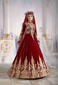 turkish wedding dresses ottoman
