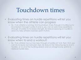 ppt hurdle technique and