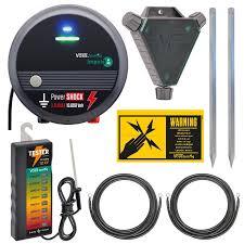 Voss Farming Kit Impuls V50 Mains Energiser Fence Tester Accessories