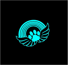 Pet Memorial Decal Rainbow Bridge Puppy Angel Paw Print Custom Vinyl Car Truck Window Laptop Sticker In 2020 Memorial Decals Angel Paw Print Paw Print Decal