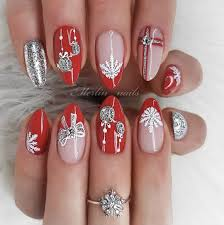 Ways To Create Beautiful Acrylic Nails With 60 Nails Arts Ladne