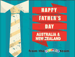 Happy Father's Day to all our friends in Australia and New Zealand! Dad's  make great teachers too! | Happy fathers day, Happy father, Fathers day